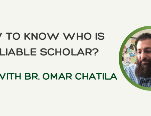 Event: How to know who is a reliable scholar?